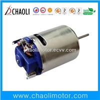 DC Motor CL-RK370SA for Nebulizer & Blood Pressure Meter from ChaoLi Motor Manufacturer