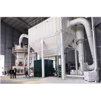 Superfine Vertical Mill, Top Equipment of Superfine Powder Large-Scale Producing