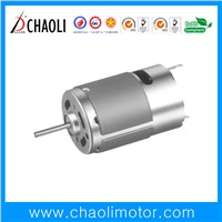 Low Noise DC Motor CL-RS385 for Paper Feed Transfer on Inkjet Printer & Scaner