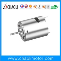 Micro DC Motor CL-RS360SH with Trepanning for Portable Car Air Pump & Vacuum Cleaner