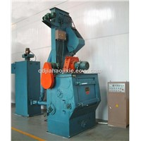 Rubber Tracked Type Tumble Belt Shot Blasting Machine/Shot Blast Cleaning Machine