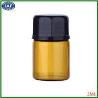 Wholesale Small Glass Screw Bottles 2ml