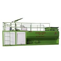 Green Spray Machine HKP-62 Hydroseeder