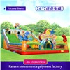 Inflatable Slide for Kids, PVC Inflatable Water Slide, Funny Inflatable Toys