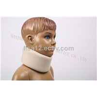 Emergency First Aid Children Neck Soft Flexible Adult Cervical Collar Of Medical Equipment