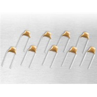 MLCC Radial Leaded Multilayer (MONO) Ceramic Capacitor