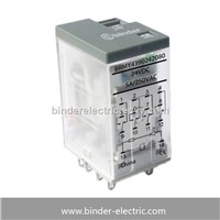 Factory Outlet Can Substitute the Grey Schneider Type Relay RXM4LB2BD, 5A General Purpose Relay