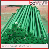 Paingting /Powder Coated Scaffold Adjustable Steel Prop