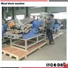 Wood Sawdust Block Making Machine Hot Press Extruder Machine