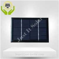 5V 240mA 120*90mm Epoxy Resin Small Size Solar Panel