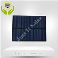 6V 200mA 109*84mm Small PET Laminated Solar Panel
