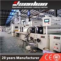 Automatic UV Roller Coating Line for Furniture, Door, Floor
