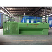 Hydroseeding Machine 8cube/Green Spray Machine