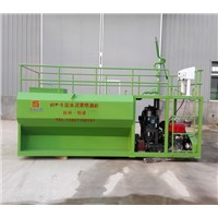 Hydroseeding Machine 5cube /Green Spray Machine
