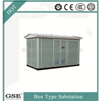 European Outdoor Box Type Transformer Substation/Power Transformer Distribution Substation