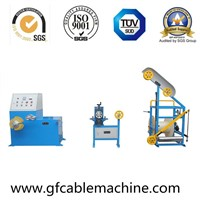 High Speed Automatic Wire Cable Coiling Equipment