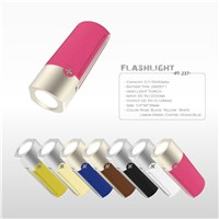 Wholesale LED Marvel LED Torch Light Portable Mini Anker Power Bank 5000mah