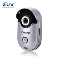 ZILINK WiFi Wireless HD Smart Home Security IP Video Doorbell Camera, IP66 Waterproof