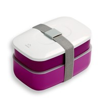High Quality Bento Lunch Box Set with Insulated Thermal Cooler Lunch Tote Bag Food Container Microwave Safe BPA Free