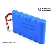 High Quality Lithium Ion Polymer Battery Pack, Lithium Ion Cylindrical Battery Pack, 18650 Lithium Ion Battery Pack