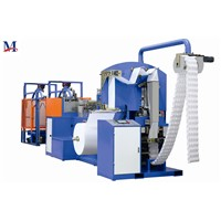 MC-DZJ-70AB Full Automatic Two Head Pocket Spring Machine for Mattress Machine