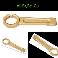 Beryllium Copper Slogging Ring Spanner Sparkfree Tools Manufacturer