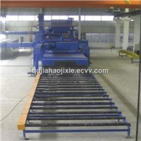 Shot Blasting Machine for Steel Plate Steel Structure h-Beam Surface Cleaning Painting Drying