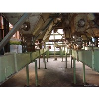 High Efficiency Industrial Bulk Material Handling Scraper Conveyor