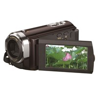 Touch Panel IR HD Camcorder with 5 Million Pixel & WiFi Function