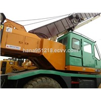 Used Kato KR-25H off-Road Crane High Quality for Hot Sale