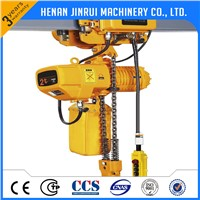 1 Ton 2 Ton 5 Ton Electrical Chain Hoist Price