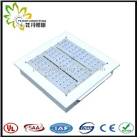 Aluminum IP65 120w LED Gas Station Light, LED Canopy Light, Housing from Shenzhen