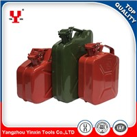 5L 10L 20L Metal Petrol Fuel Jerry Can with UN Approved