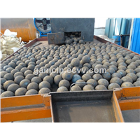 65Mn Forged Steel Grinding Media Balls For Ball Mill