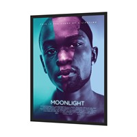 Black Movie Poster Frame 24 x 36 Inches 1.25