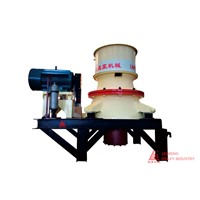 LMP Series Single Cylinder Hydraulic Cone Crusher
