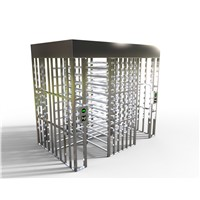 Security Double Lanes Full Height Turnstile