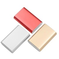 Sparking Hot Sale Real Production 5v 2.1A 6000mah for Xiaomi Power Bank