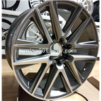 TUV High Performance Latest Forged Car Alloy Wheel Rims