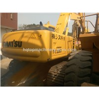 Used Komatsu PC200 PC220 Japanese Crawler Excavator, Used Hydraulic Excavator PC220-6 for Sale
