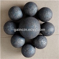 B3 Materials Forged Steel Grinding Media Balls