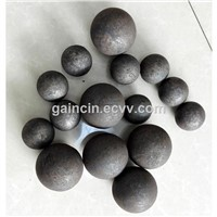 Cost-Effective Rolled/ Forged Steel Grinding Media Balls For Ball Mill