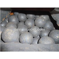 HRC58 to 60 Forged Steel Grinding Media Balls For Ball Mills