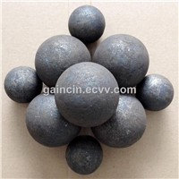 Premium Quality Forged Steel Grinding Media Steel Balls For Ball Mill