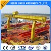 20 Ton Single Girder Goliath Gantry Crane Price