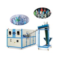 4 Cavities Full Automatic Blowing Molding Machine