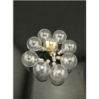 Christmas Decorated String Light Bulb Sharry LED Bulb Plastic Cover LED Bulb