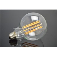 G95 Long LED Filament with High Lumen LED Bulb Warm White Light Bulb