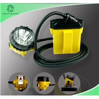 GL12-A 25000lux IP68 Explosion Proof Miners Cap Lamp