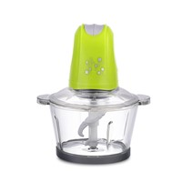 Ideamay Home Kitchen Appliances Metal Gear Electric Mini Meat Bowl Chopper